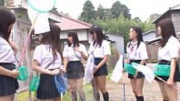 >เบื้องหลังหนังโป๊ Jav xxx วาร์ปดัง YRH-101 ทัศนศึกษาเสียสาวของกลุ่มนักศึกษาญี่ปุ่น ทำกิจกรรมสวาทกลางสายฝน จนมาเล่นเซ็กส์หมู่กับอาจารย์ใหญ่ควยโต